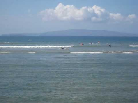 Kalama Beach Park in Kihei, Maui Hawaii