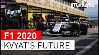Should AlphaTauri keep Daniil Kvyat for 2021?