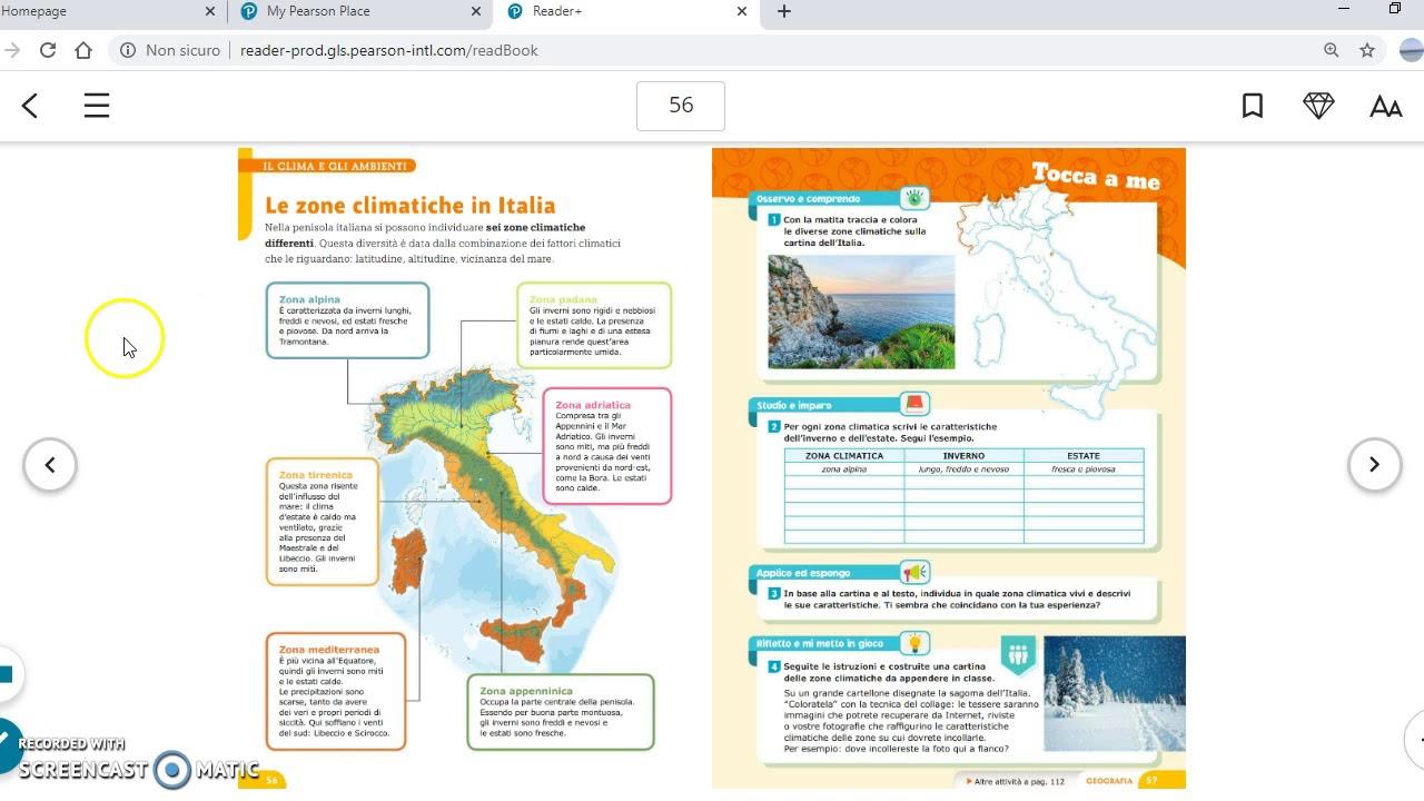 Italia Climatica Cartina.Le Zone Climatiche In Italia Lezione Del 24 03 2020 Youtube