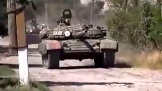 Война видео Украина Донбасс 2015 Бои в Зеленом и Грабском под Иловайском     YouTube