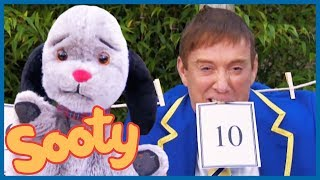 1 to 10 on the Washing Line   Learning to Count   The Sooty Show