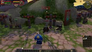 World of Warcraft Mists of Pandaria: Gameplay PC(HD)