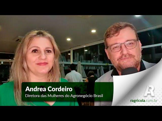 ENTREVISTA COM ANDREA CORDEIRO