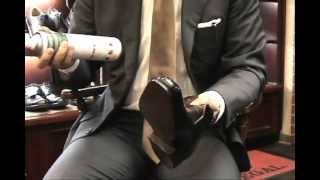靴の磨き方ー岩井信六商店社長版 thumbnail