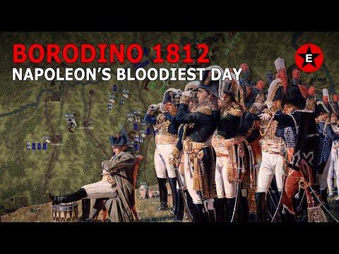 Napoleon's Bloodiest Day: Borodino 1812