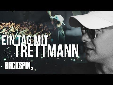 """Ein Tag mit Trettmann - BACKSPIN unterwegs auf der """"#DIY Tour"""" in Hamburg (Reportage)"""