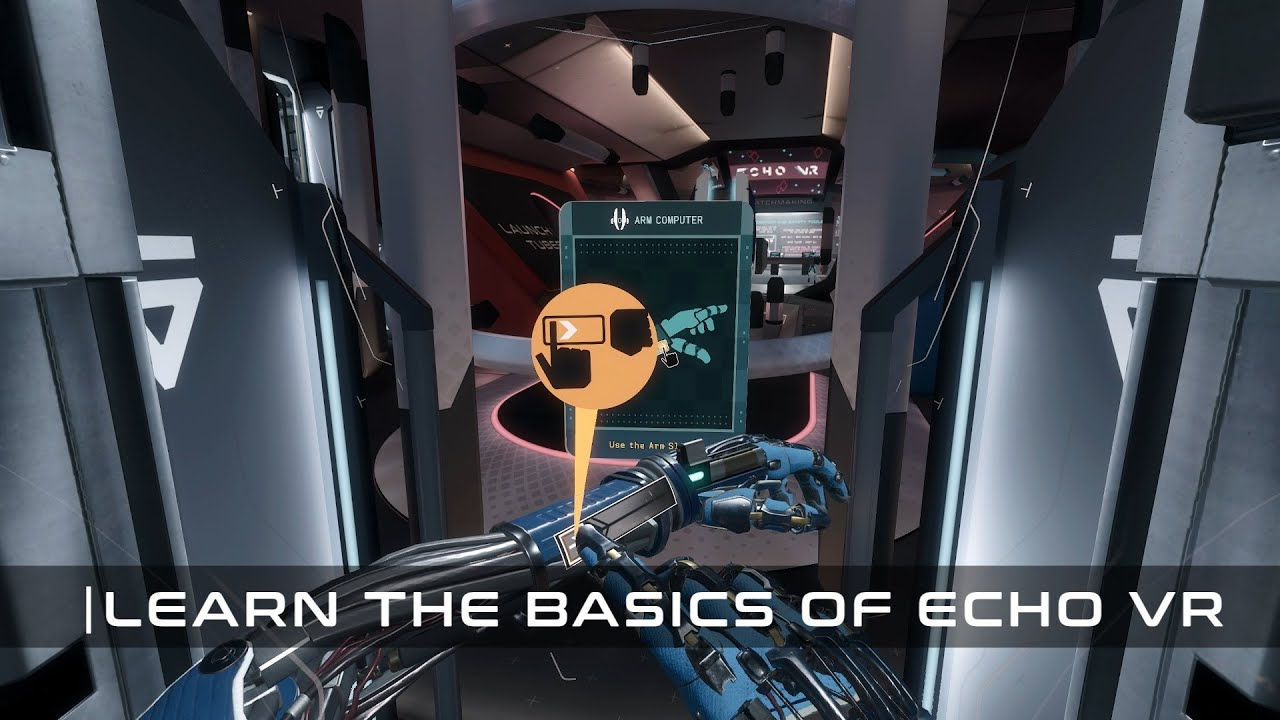 Echo VR   New Player Experience Patch