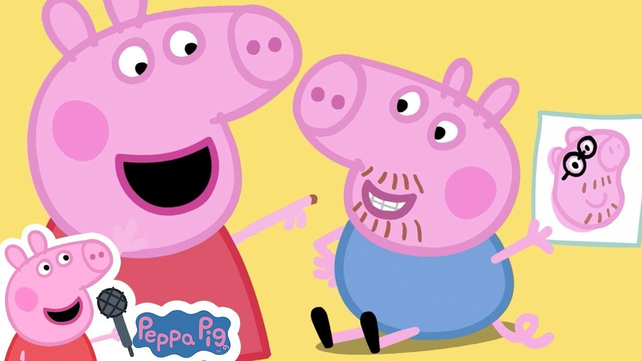 I Want To Be Like Daddy Pig | I Want to be Like Daddy Song | More Nursery Rhymes & Kids Songs