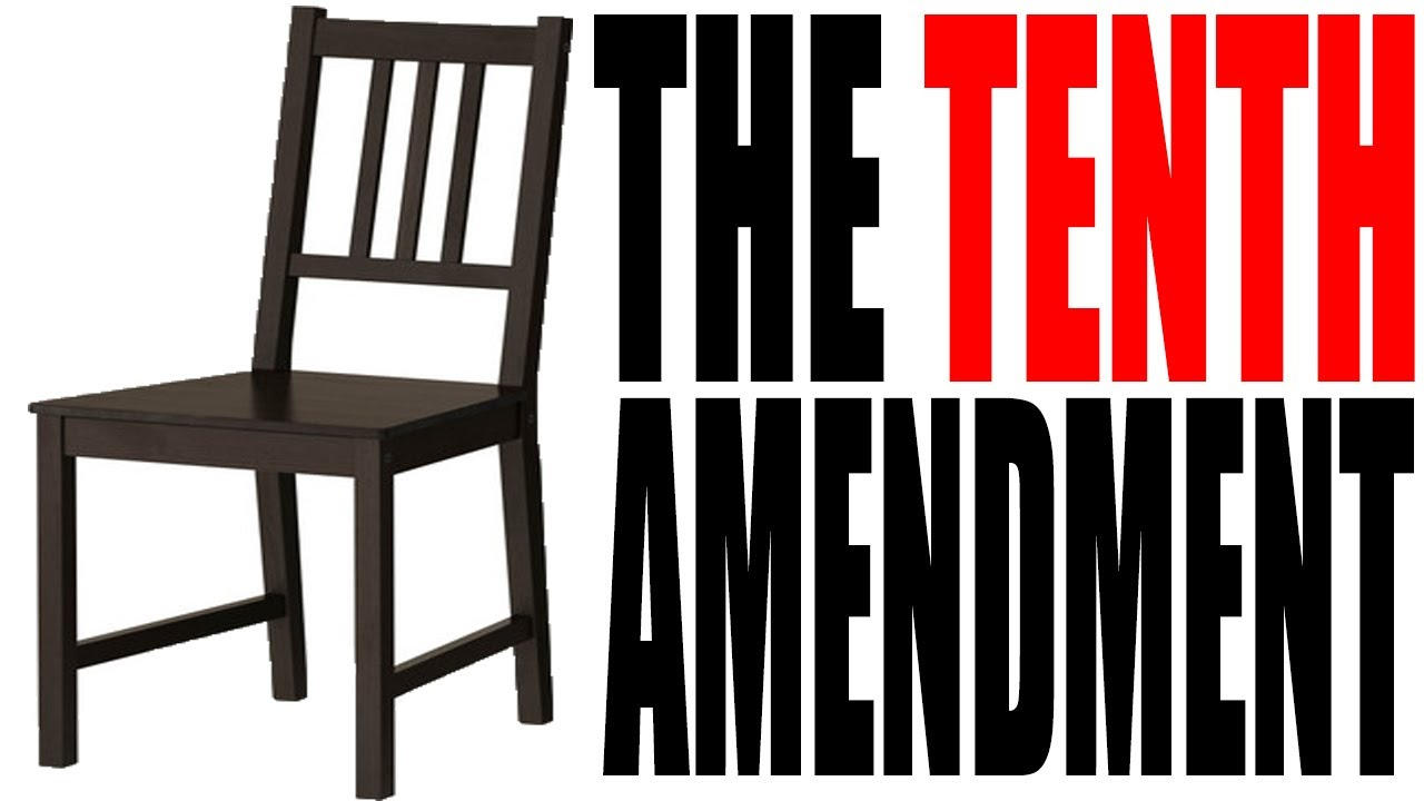 The Tenth Amendment Explained The Cons Ution For Dummies Series You