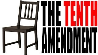 The Tenth Amendment Explained: The Constitution for Dummies Series