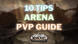 WoW Arena PvP Guide   10 Tips   MM Hunter Shadowlands   Arena Climb