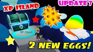 [NEW UPDATE] 2 NEW EGG, XP AREA And LEGENDARY RAINBOW PET IN BUBBLE GUM SIMULATOR!! (Roblox)