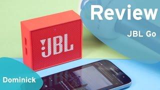JBL Go review (Dutch)