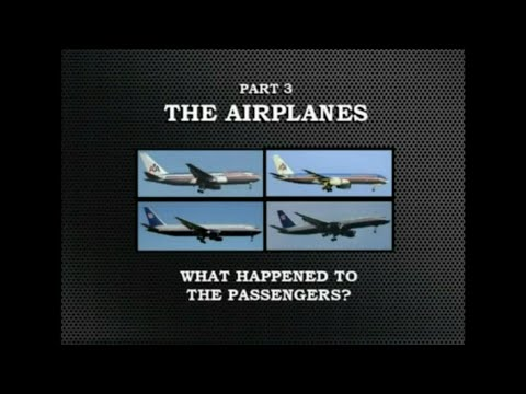 9/11 - What Happened to the Passengers?
