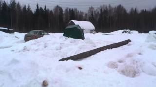 Вездеход К2 (каракат) - обкатка )(, 2014-03-03T06:17:10.000Z)