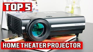 ►TOP 5: Best Home Theater Projectors