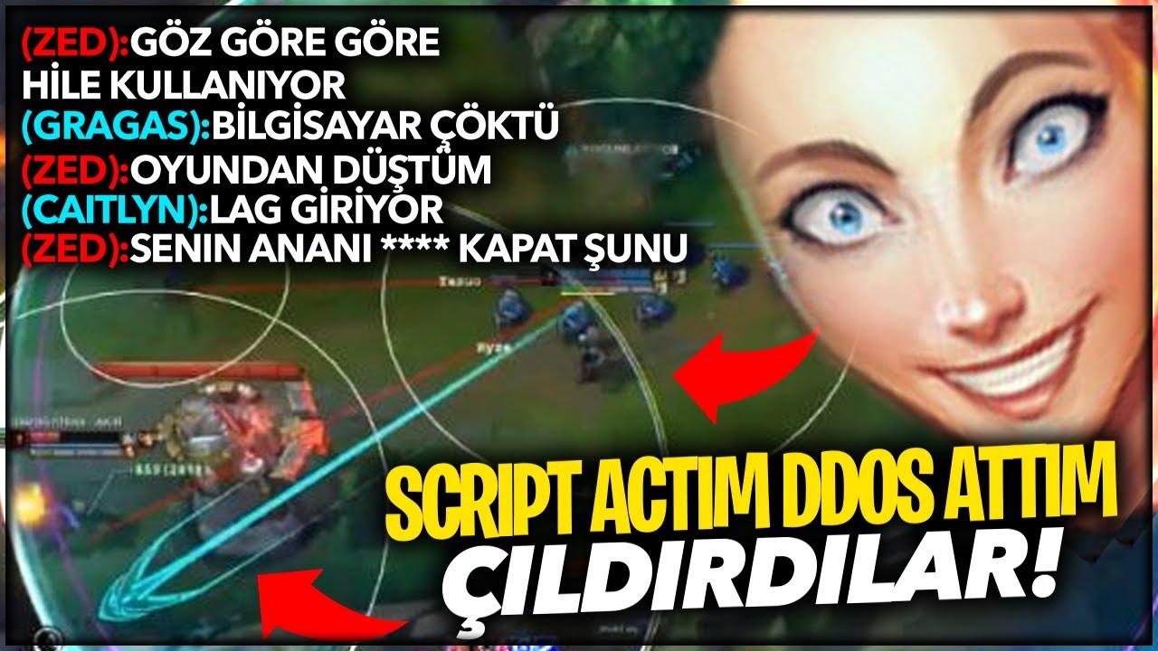 League of Legends Bedava Script Rehberi! w/Ensoulsharp (ÜCRETSİZ)