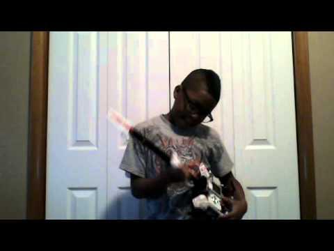 Lego mindstorms: electric guitar ev3 - YouTube