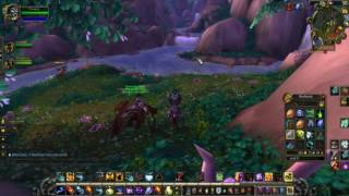 Where to plant Legion Seeds to Grow Herbs in the Broken Isles.