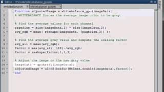 Matlab Demo - Intro to Parallel Programming