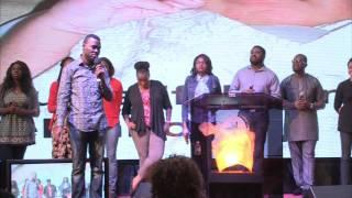 JHDC 2015 Prayerthon Lead by Tosin Martin 3