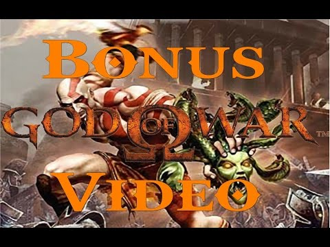 God of War 1 Bonus Video