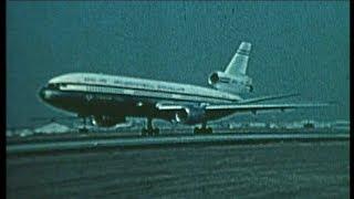 1974 : Le crash d'avion dans la forêt d'Ermenonville
