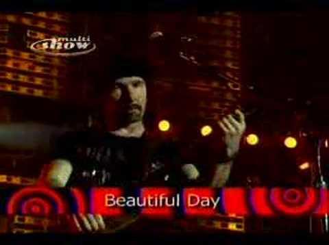 U2 - Beautiful Day - Brazil 2006
