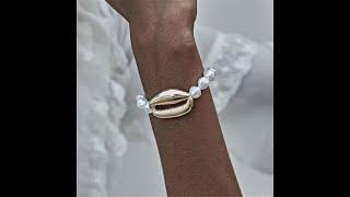 Женский богемный браслет ракушка ingemark вечерние браслеты в стиле панк большая цепочка