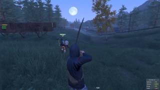 H1Z1 - Blight server: Put Your Hands Up For Just A Quick Second