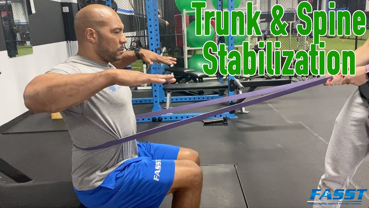 Trunk & Spine Stability
