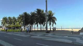 Strolling down Atlantic Avenue - Rio de Janeiro