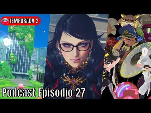 Podcast -T2- capítulo 2- Nintendo Direct 23/09/21