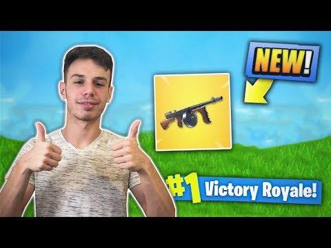 פורטנייט - הרובה הזה מטורף!!!
