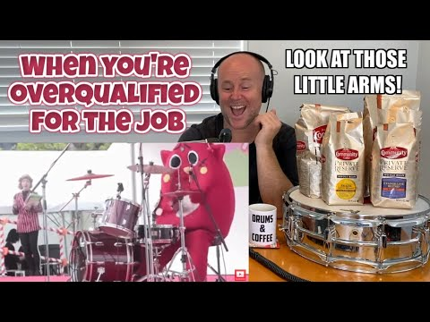 Download Drum Teacher Reacts: Drummer Smashed by Cross - Worship Fail   When you're overqualified for the job