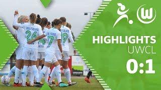 Thor/KA - VfL Wolfsburg Frauen 0:1 | Highlights | UEFA Women