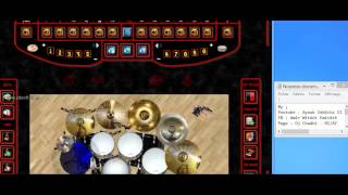 Virtual Drums - Batterie Virtuelle