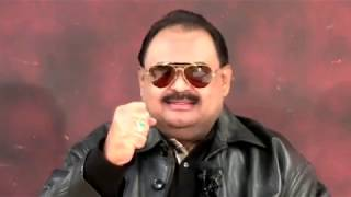 Live Father Of The Mohajir Nation QeT Altaf Hussain Address To The Nation, Thursday 22th March 2018