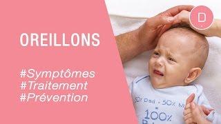 Mon enfant a les oreillons - Maladies infantiles