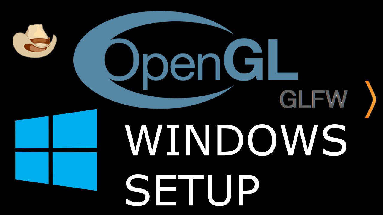 Modern OpenGL 3.0+ [SETUP] GLFW and GLEW on Windows (Absolute Linking)  #Smartphone #Android