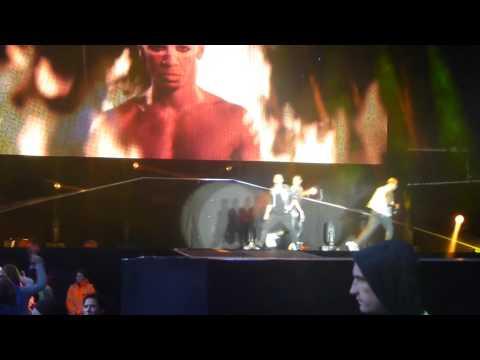 JLS - Umbrella (Rihanna Cover)