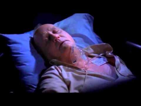 Grey's Anatomy 9x24 Richard Webber Electrocuted