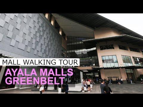 Ayala Malls Greenbelt Makati Philippines