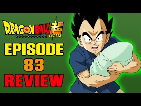 Dragon Ball Super Episode 83 REVIEW   THE PRINCE OF PARENTING