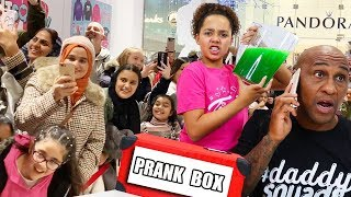 SLIME PRANK ON MY DAD!! TIANA FUNNY PRANKS