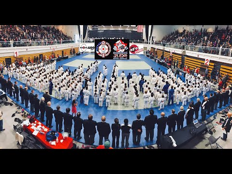 Highlights from the 12th Annual Judo Winter Nationals® in Greater Los Angeles