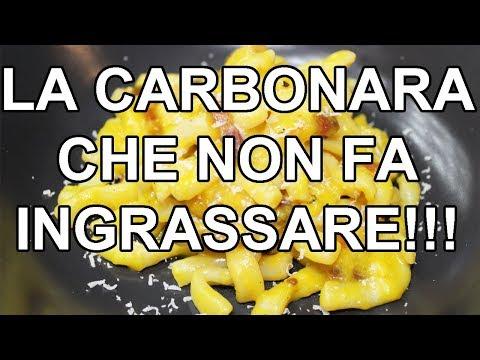 la-carbonara-che-non-fa-ingrassare!!!-|-foodvlogger