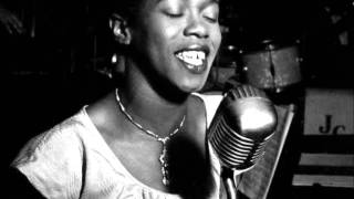 IF I KNEW THEN (what I know Now) -- SARAH VAUGHAN --