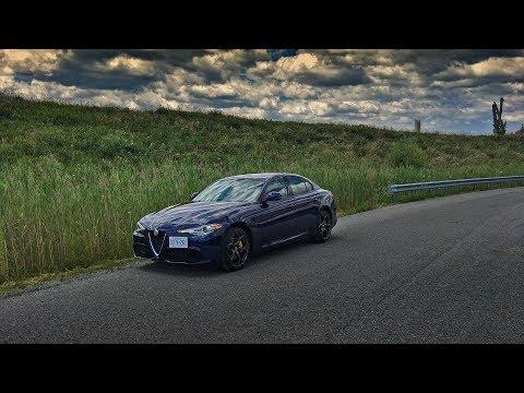 2017 Alfa Romeo Giulia Ti Q4 (Veloce) - Review