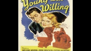 JUVENTUD AMBICIOSA (YOUNG AND WILLING, 1943, Full movie, Spanish)